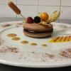 Macaron chocolat CÉMOI et son caramel à la fleur de sel du roussillon
