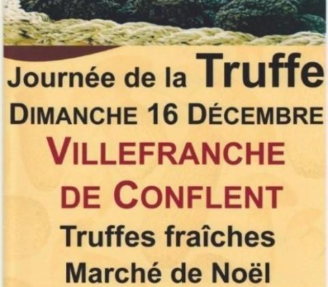 Journée de la truffe à Villefranche-de-Conflent